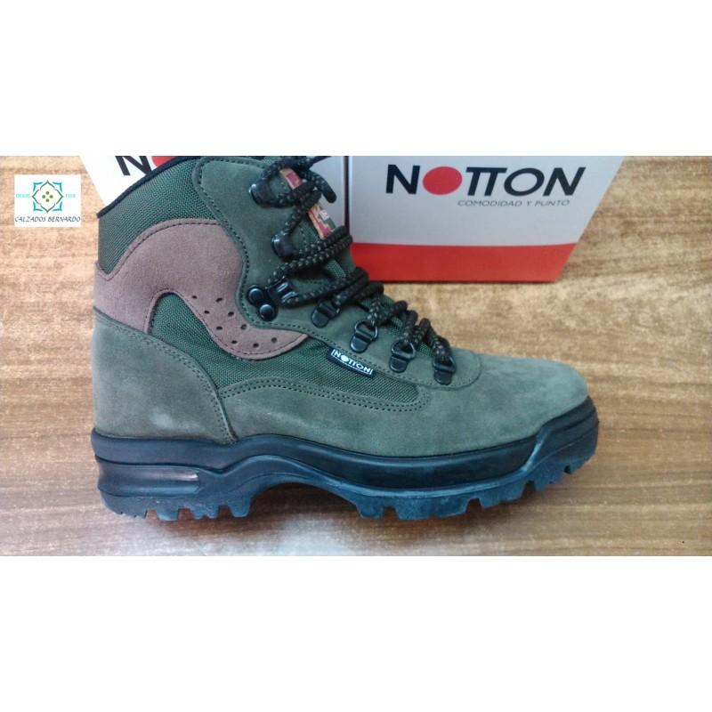 San Francisco diseño encantador baratas Notton trekking boot - Calzados Bernardo