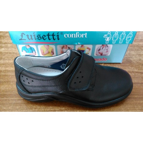 Clog luisetti in black or white color 35 to 46