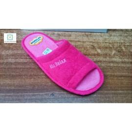 Biorelax fuchsia heel and toe curls