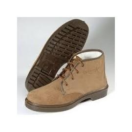 botas segarra de pele de serape