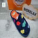 Biorelax flat bare heel